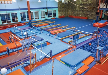 Drop in sports activities chelsea piers field house for Fun activities for adults in nyc