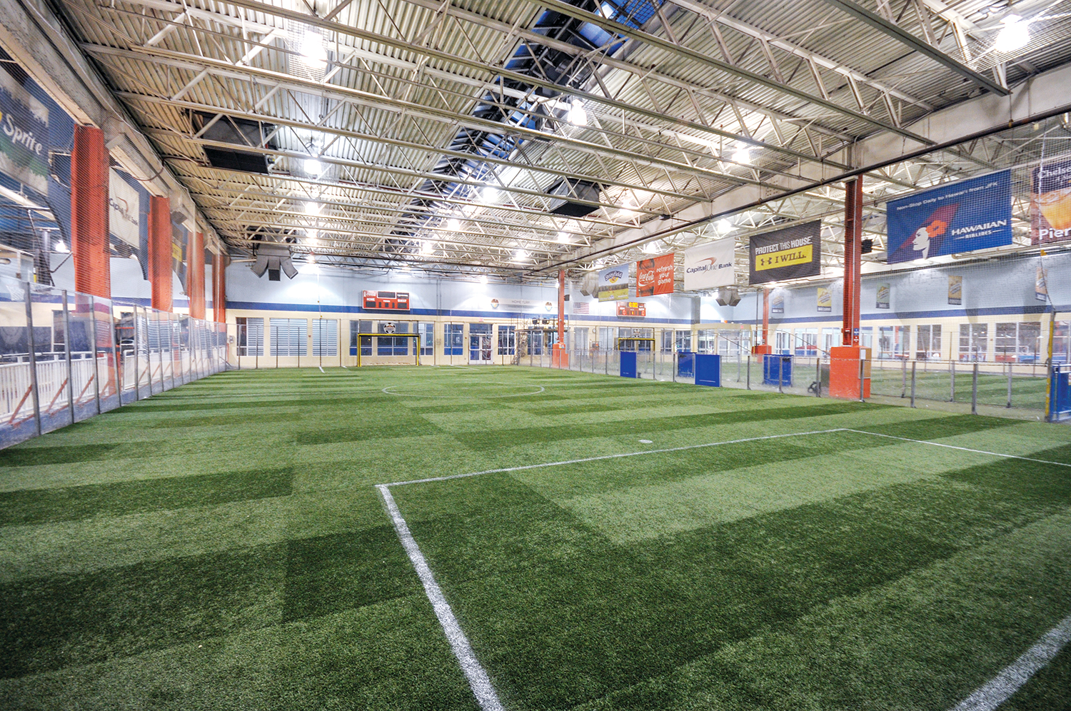 Field house chelsea piers nyc for House piers