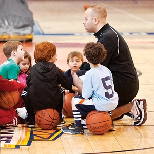 One-Day Basketball Clinics