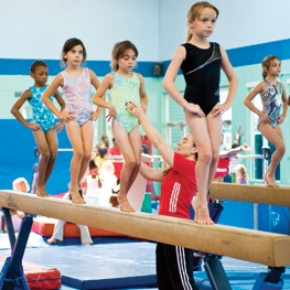 Youth Gymnastics Classes