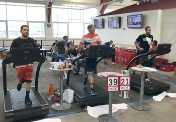 Sports Center At Chelsea Piers Fitness Director Runs 50 Miles To Raise Money And Awareness For Charity