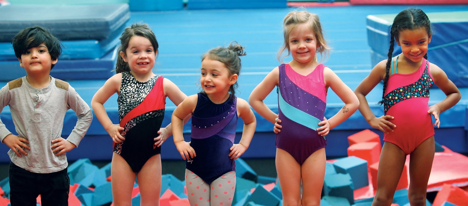 Extended Day for Junior Gymnastics is Back!