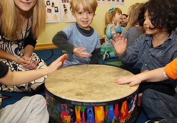 Music Programs at CP Kids