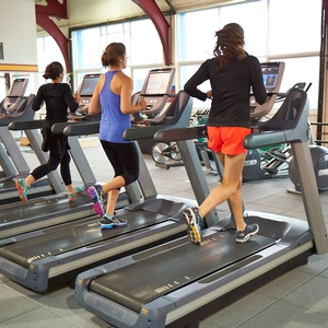 The Sports Center At Chelsea Piers Holds Runner Personal Safety Workshop