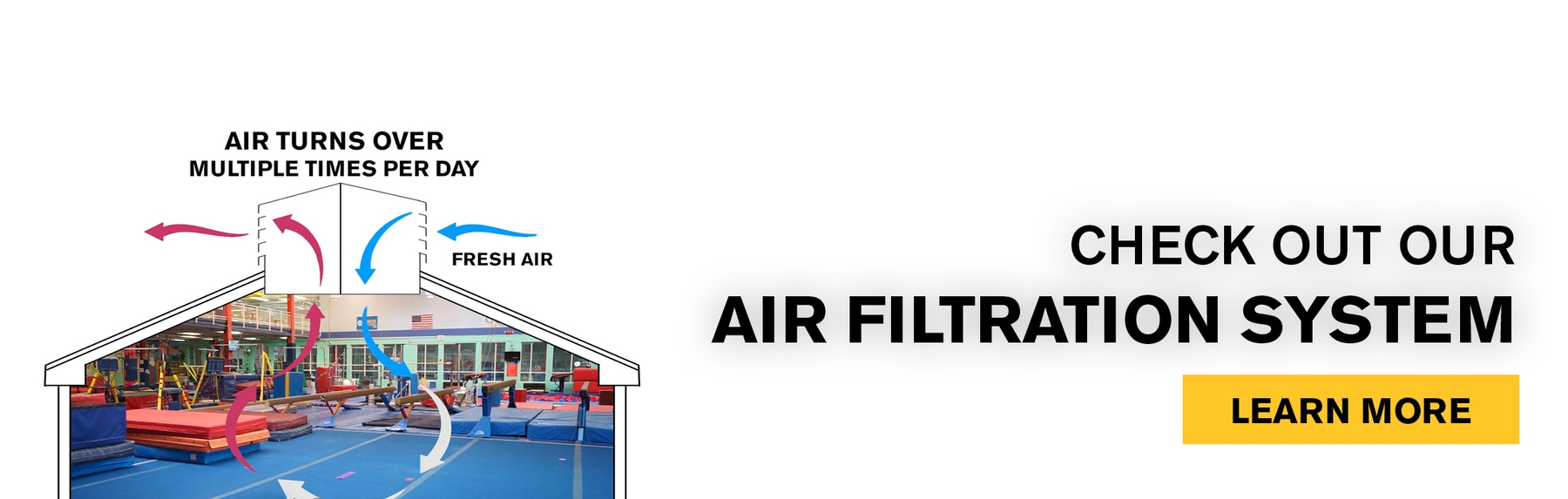 CHECK OUT OUR AIR FILTRATION SYSTEM