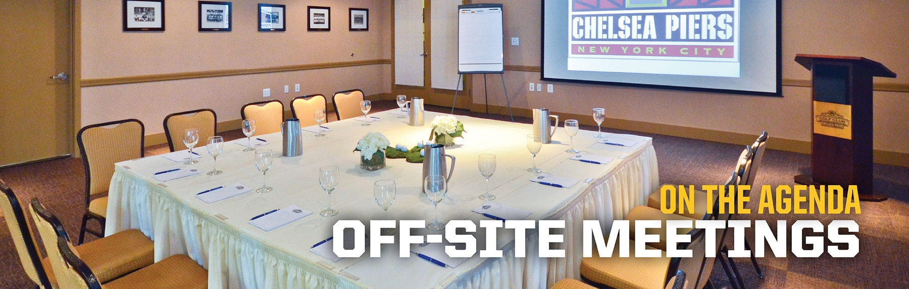 Offi-site Meetings