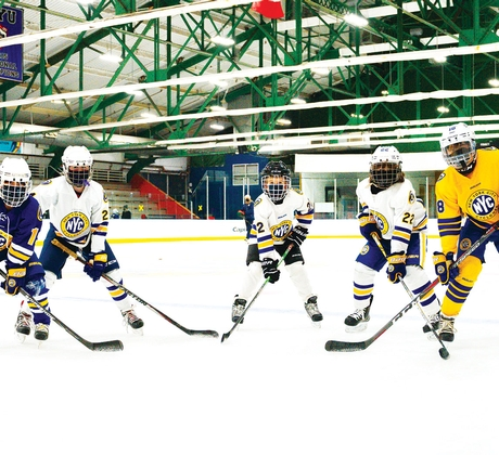 Junior Ice Hockey