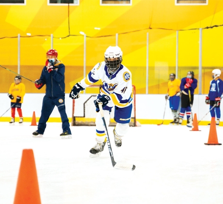 Acceleration Ice Hockey