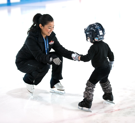 Preschool Ice Skating