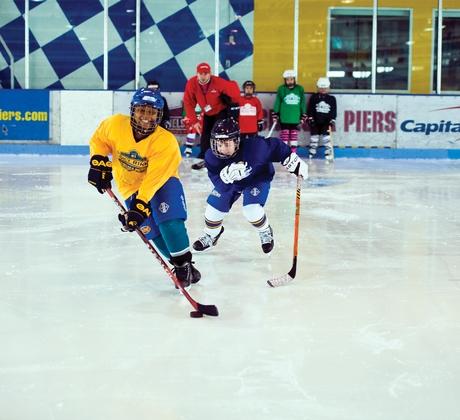 Acceleration Hockey