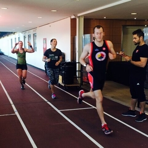 Indoor Triathlons at Chelsea Piers