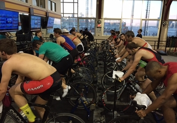 Indoor Cycling<br>Time Trial Series