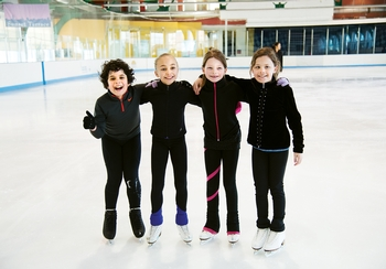 Ice Skating Camps