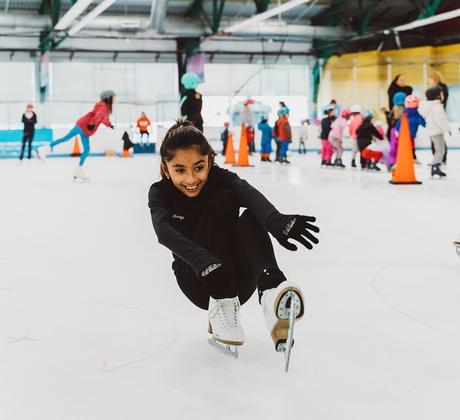 Full-Day Ice Skating