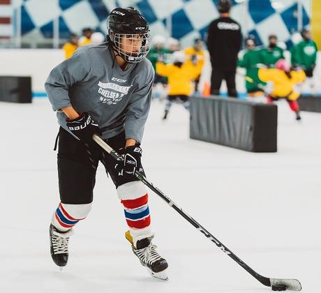 Full-Day Ice Hockey
