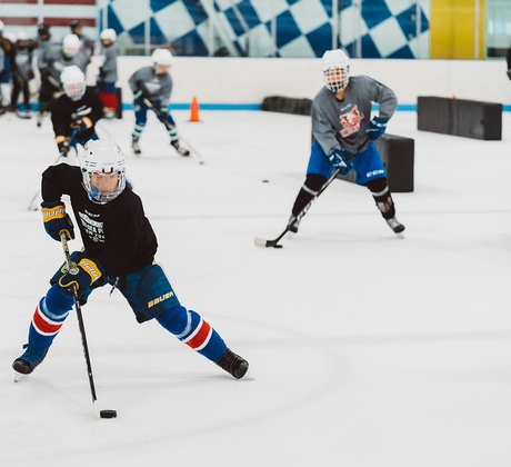 Acceleration Ice Hockey