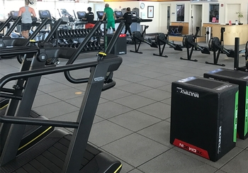 The Sports Center At Chelsea Piers Adds New Dynamic Training Space