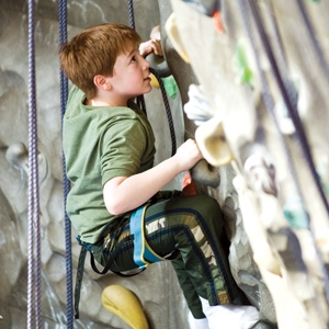 Youth Rock Climbing Classes