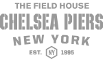 The Field House, Chelsea Piers New York. Est. 1995 Logo