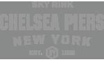 Sky Rink, Chelsea Piers New York. Est. 1995 Logo